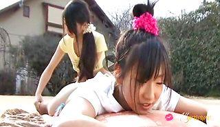 Yukari Nakai Loves Asuka Izumi 2 Scene 3